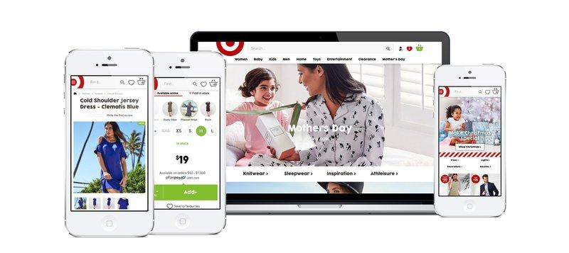 Examples of adaptive website design