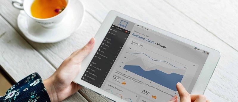 church online statistics - online giving