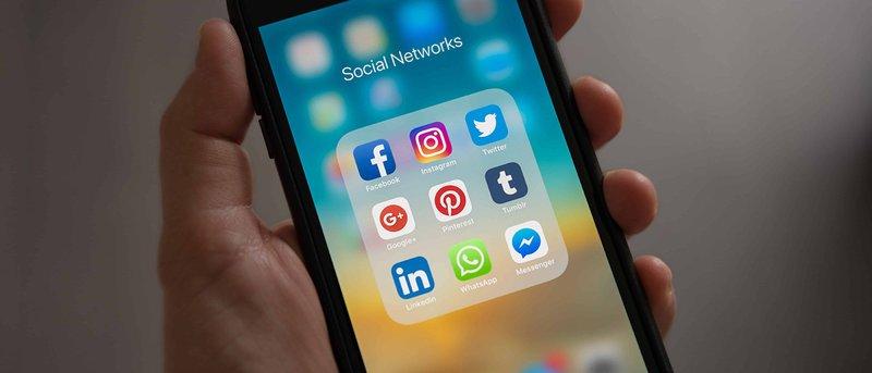 church online statistics - social media