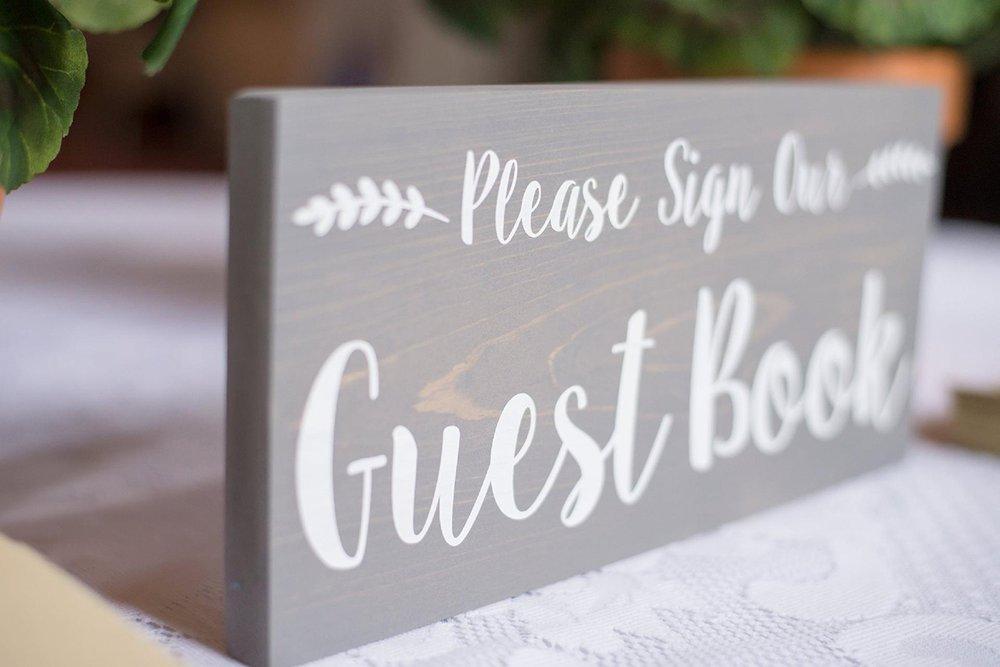 Email evangelism - Guest book