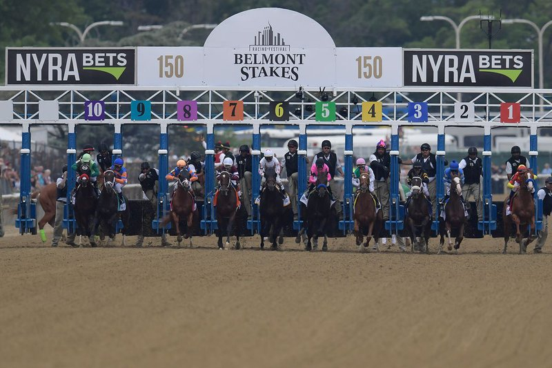 Belmont Stakes 153 takes place on Saturday, June 5
