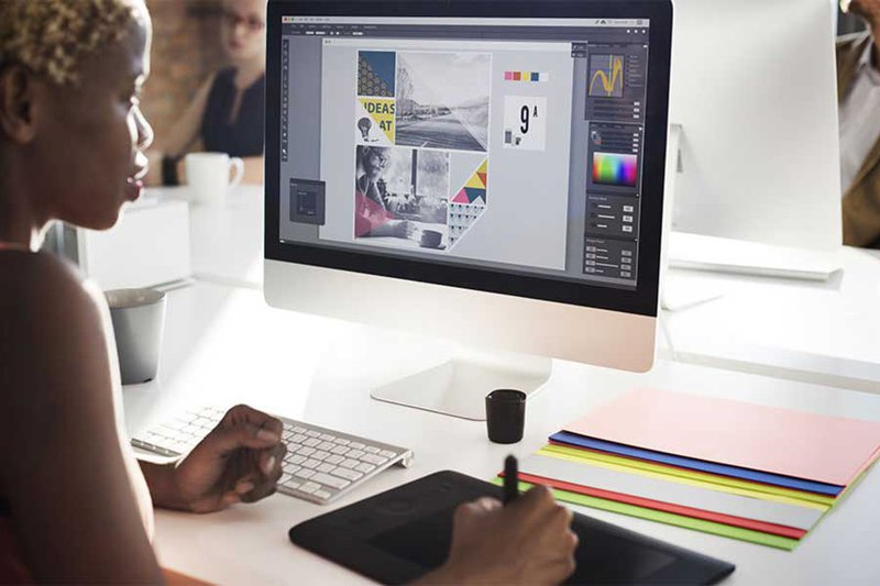 Don't be just a graphic designer—an order taker.