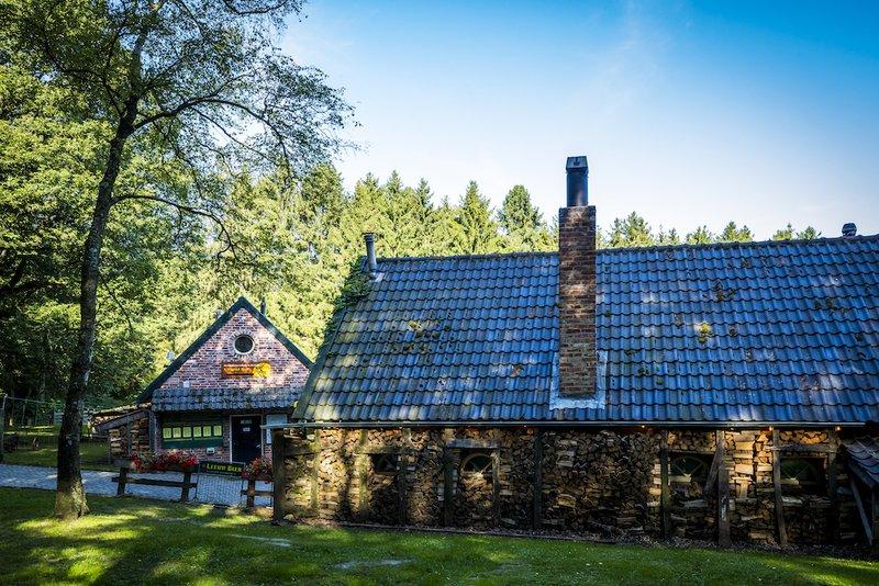 220819, Vijlen: boscafe 't Hijgend Hert. Foto: Marcel van Hoorn.