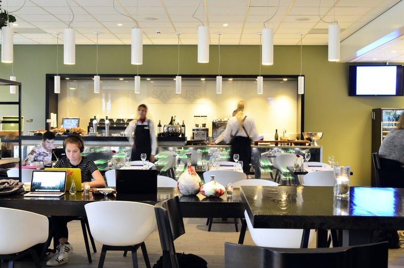 horecaopleiding: Hotelschool The Hague