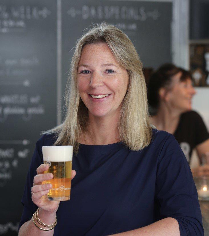 Sterke daling bierverkoop