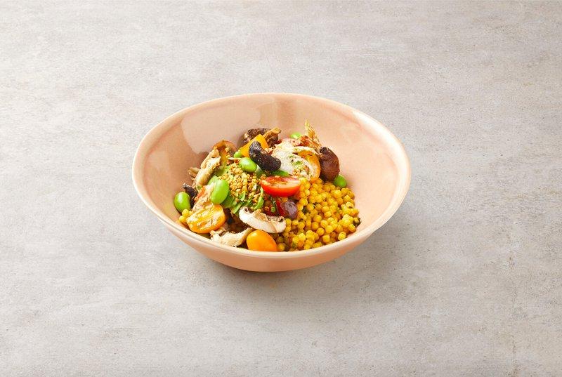 poké bowl gerecht slimme keuken