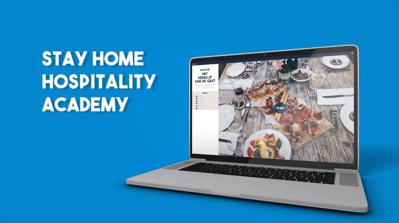 stay home hospitality academy
