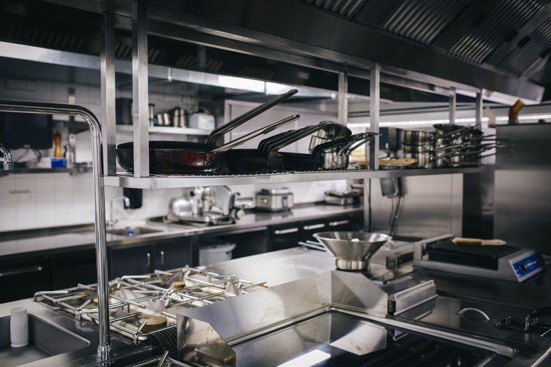 grootkeukens apparatuur