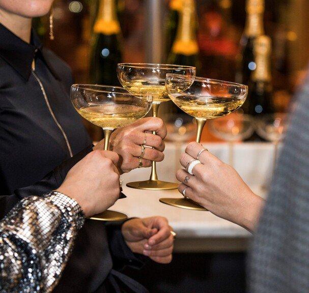 champagne proosten topjaar