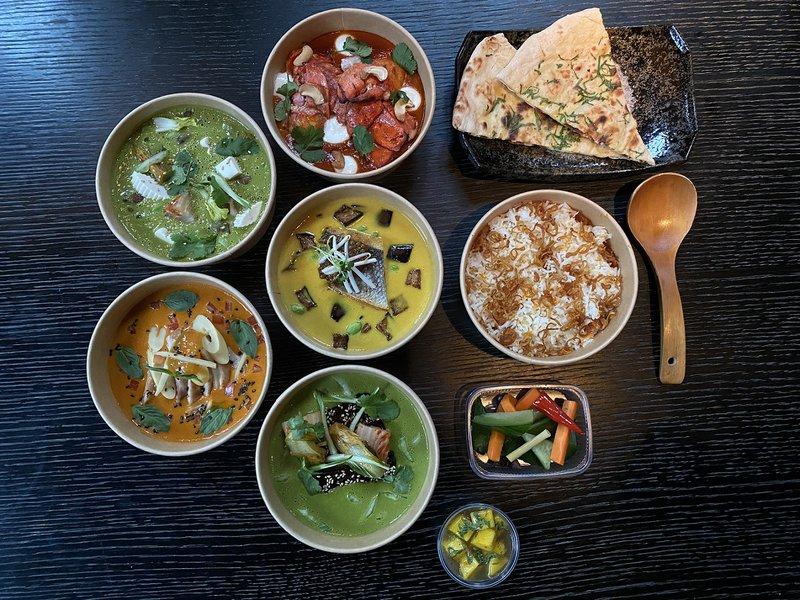 curious curry taiko cuisine