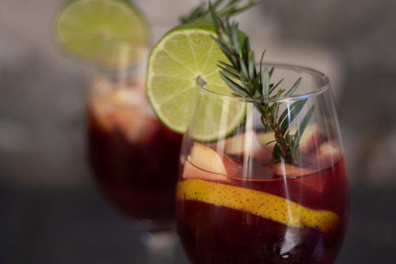sangria spanje cocktail