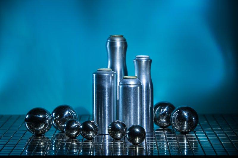 aluminium aerosols