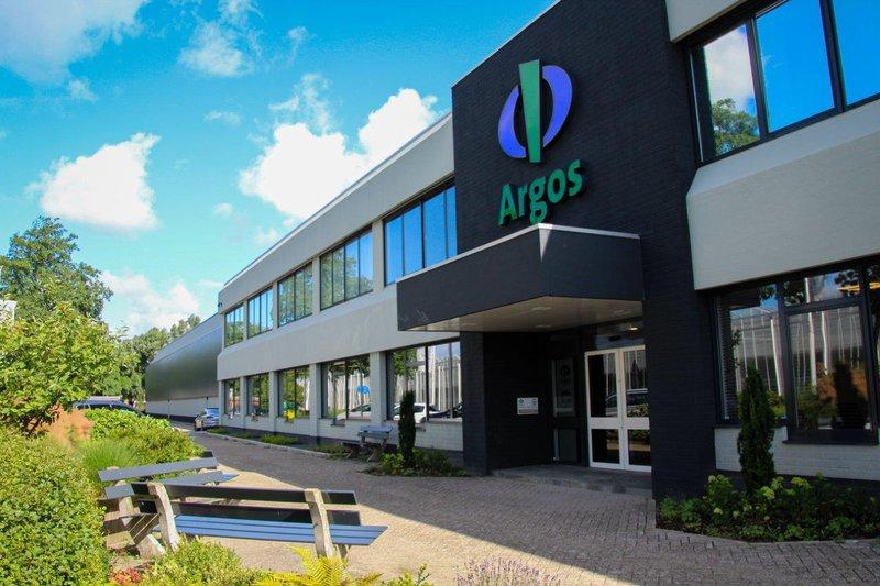 Het nieuwe hoofdkantoor van Argos in Honselersdijk.