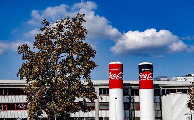 De Coca-Cola fabriek in Dongen moet vanaf 2023 volledig CO2 neutraal actief zijn.