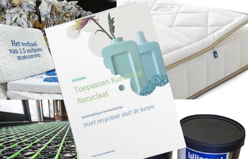Actieplan Toepassen Kunststof Recyclaat.