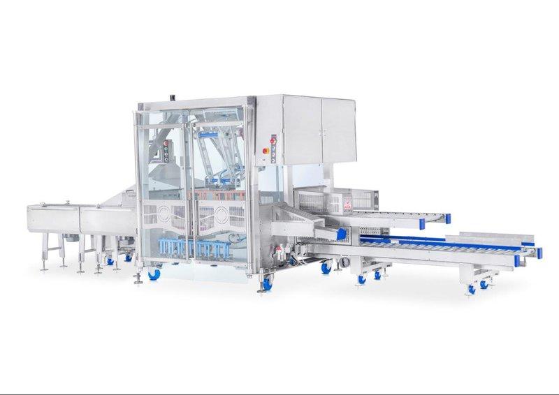 Sismatec toont tijdens Empack Den Bosch het CP 3-verpakkingssysteem op stand 1.F132.