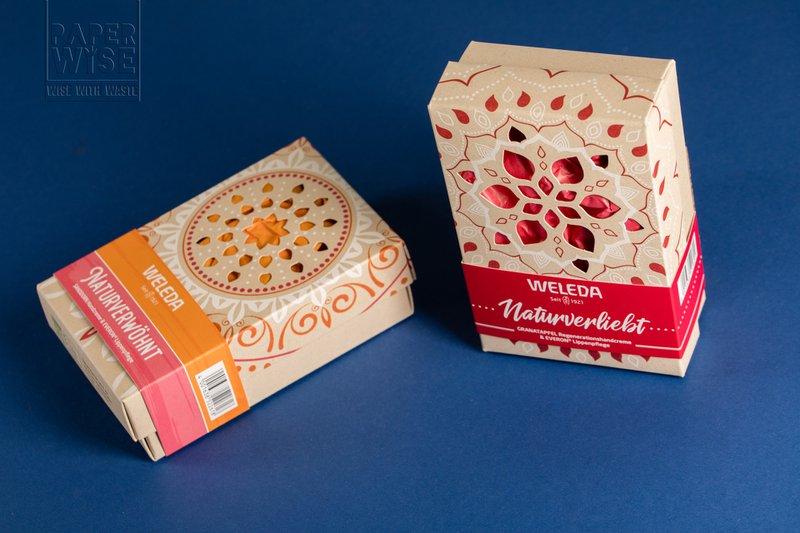 PaperWise papier gebruikt in verpakkingen