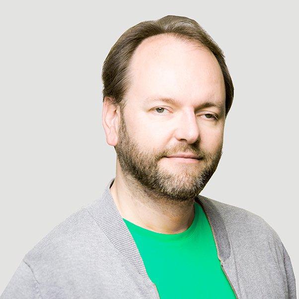 David van Driessche