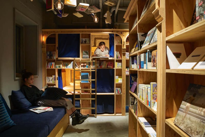 Le Book & Bed Hotel à Tokyo