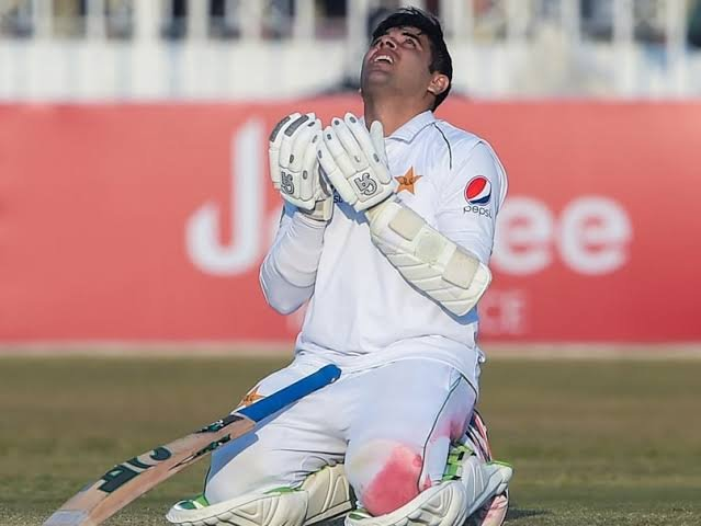 Abid Ali double ton puts Pakistan in control vs Zimbabwe