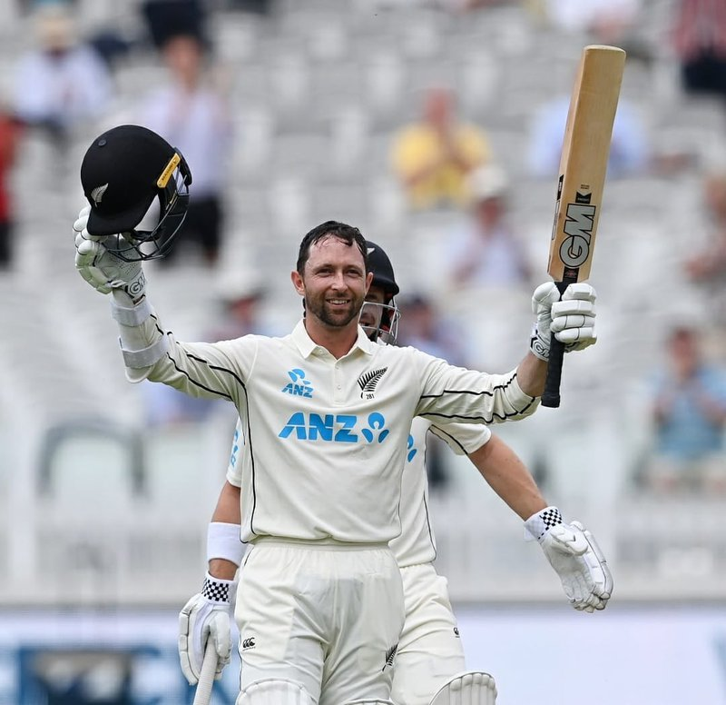Devon Conway.(Credit: Cricket Wellington)