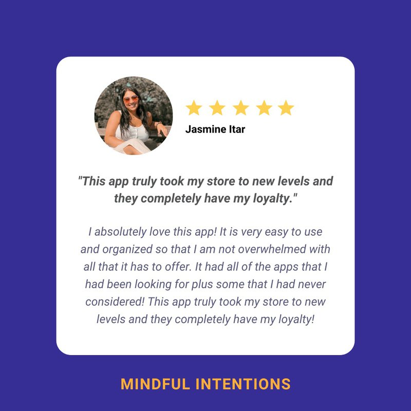 Vitals customer review