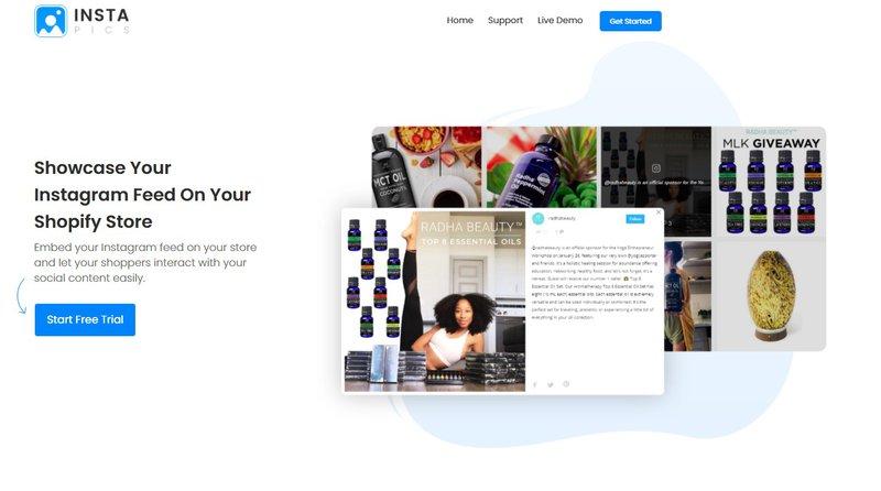 Instagram Feed ‑ Photo Gallery - An Instafeed Alternative by Expert Village Media Technologies