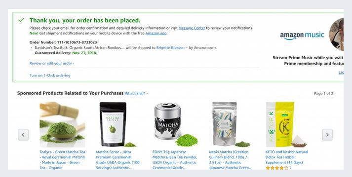 Vitals Shopify Upsell - Thank you page upsell