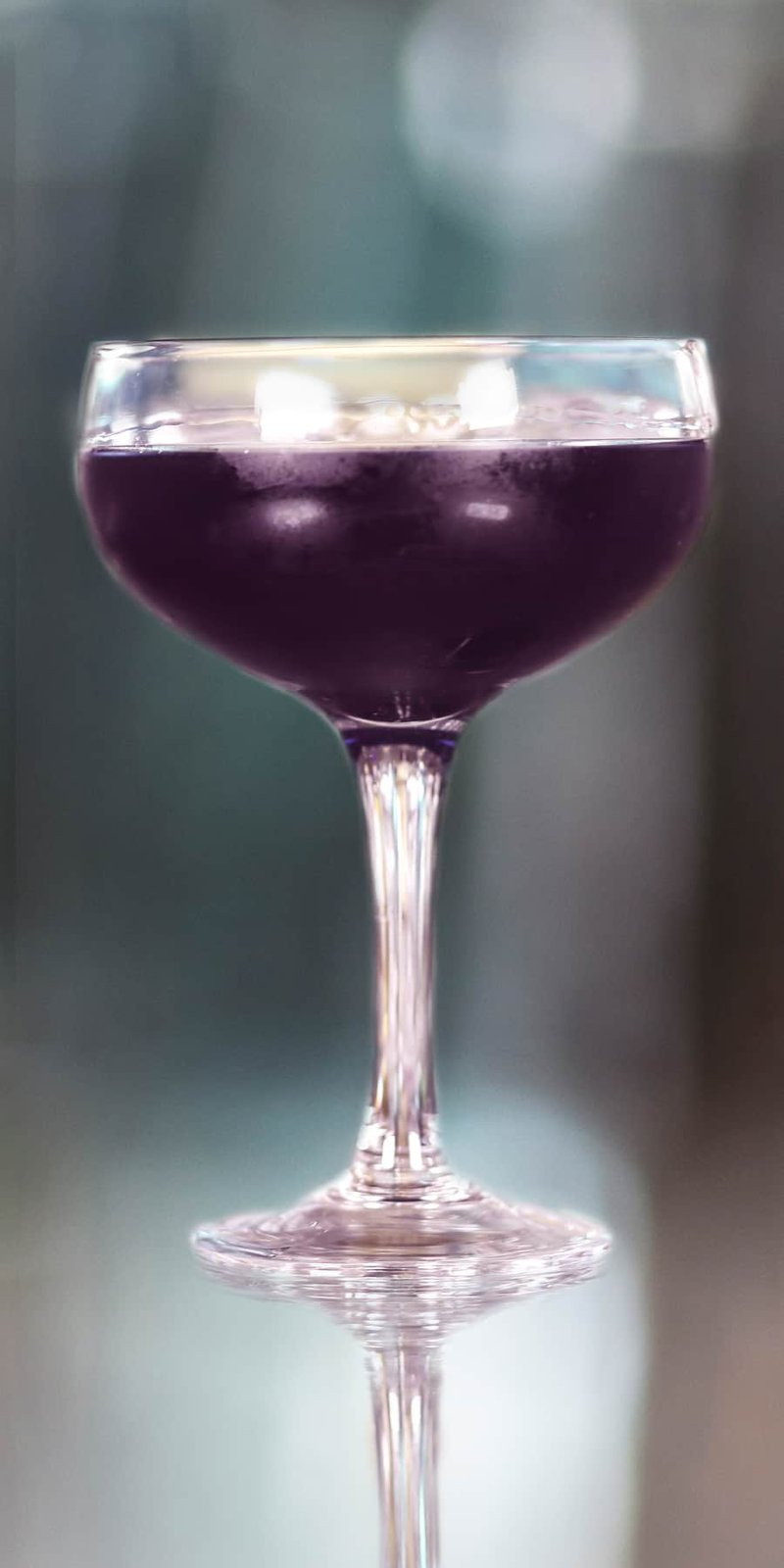 Blue Curacao Grenadine Vodka Cocktail