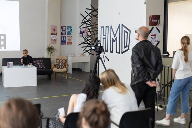 Graduates present their work at the Home Made Design exhibition