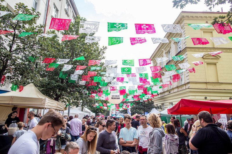 La Calle Mexicana Prague