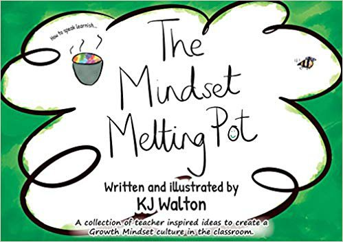 The Mindset Melting Pot Book cover image