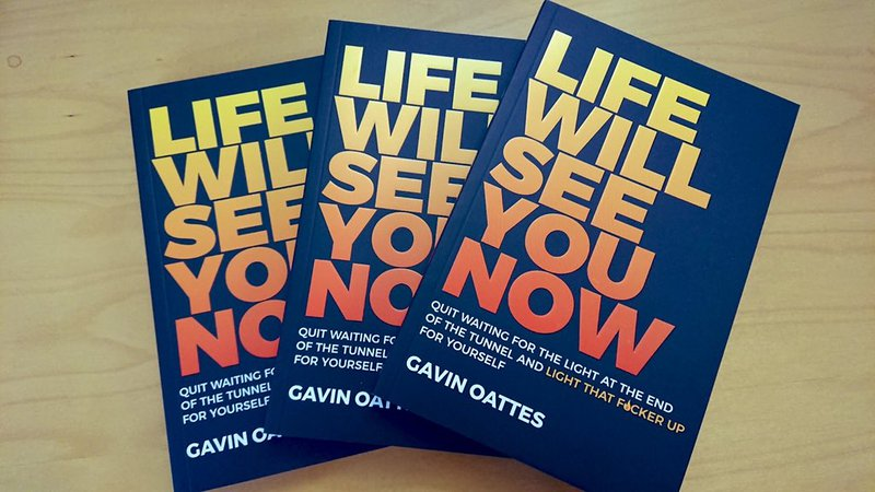 book cover life will see you now