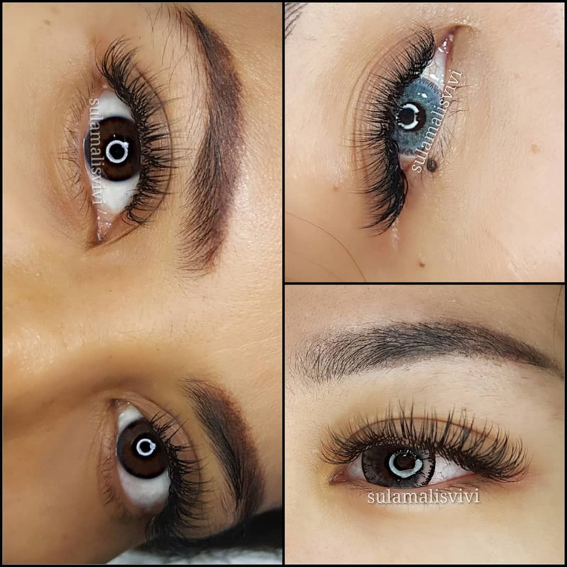Inst image13 74f6db28860250e8586343b2e8a9df5a 800 - Eyelash Extension membuat mata menjadi lebih cantik