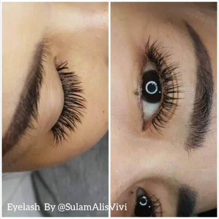 Instg image1 2ee91749e868f078d79f960c9618dc59 800 - Eyelash extension memanjakan mata wanita