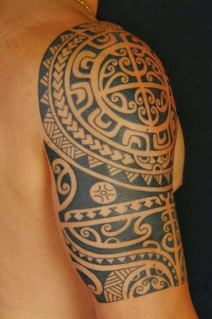 Tradisi tato unik suku Polinesia