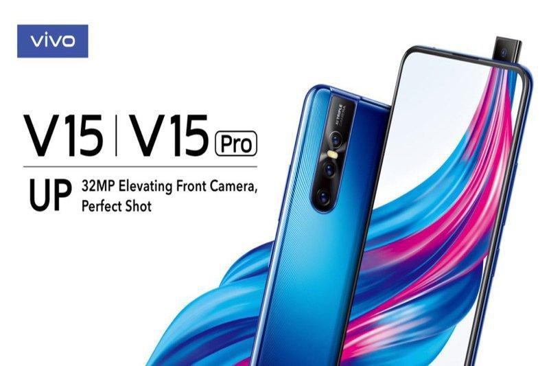 Kamera Populer Vivo V15