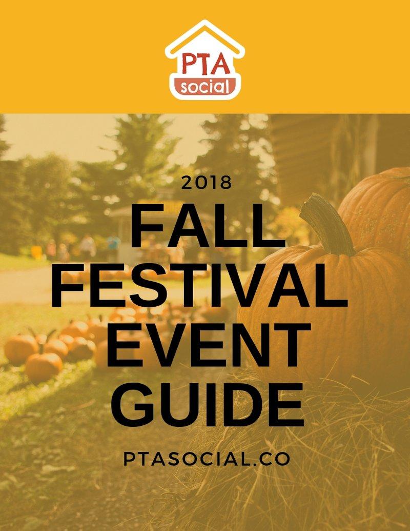 PTAsocial Fall Festival Event Guide