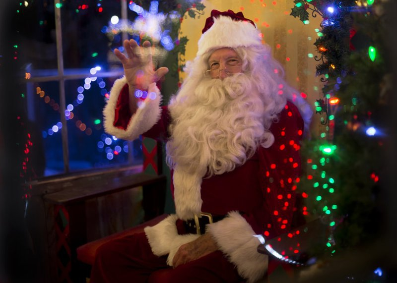 photo of Santa