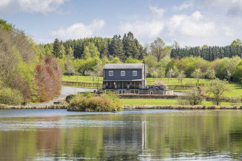 Maison de vacances près de l'eau Ardennes-étape