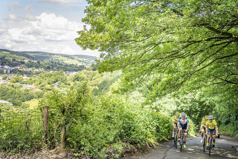 Bingoal et Ardennes-étape sortie à vélo