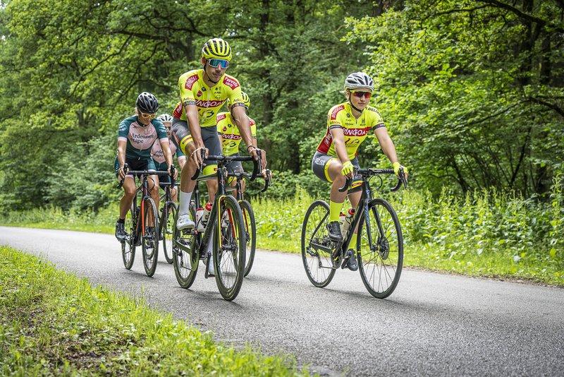 Bingoal en Ardennes-étape fietstocht