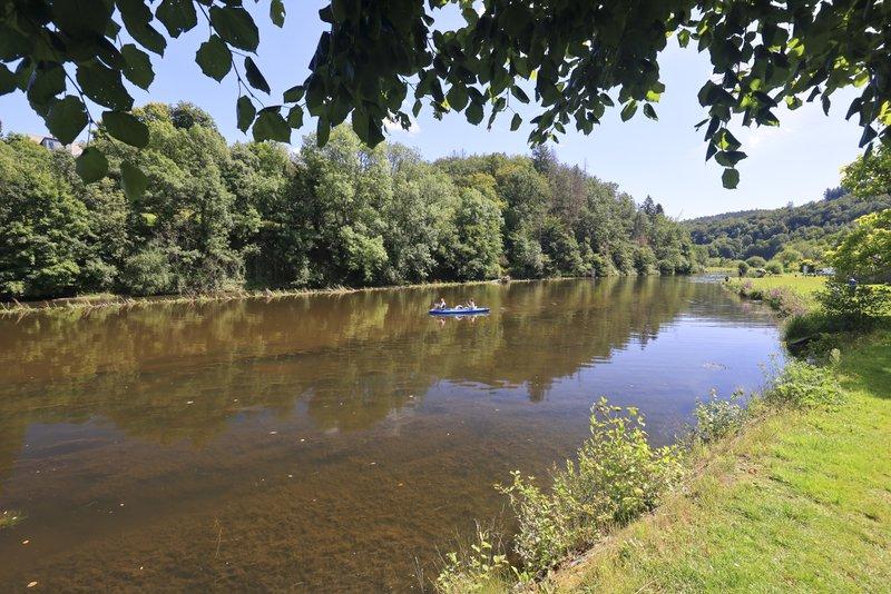 baignade naturels en Ardenne