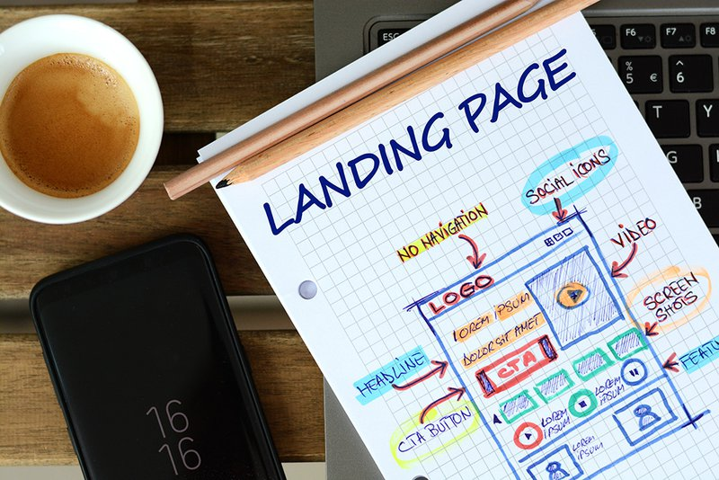 Marketing with Landing Pages