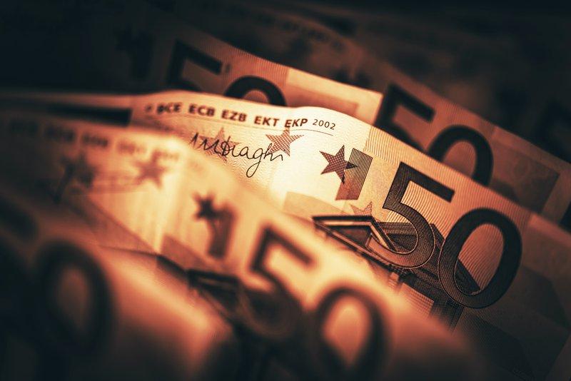 estafa de los billetes tintados