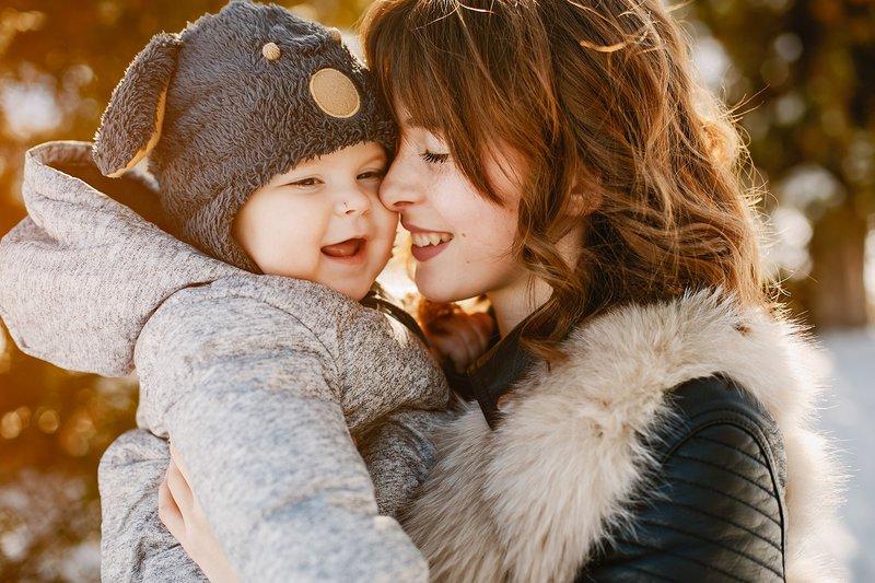 ropa de bebé de invierno