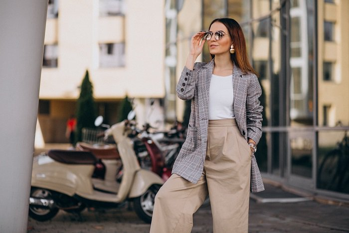 moda de otoño para mujer