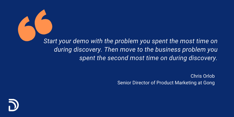 what to focus on when planning your software demo agenda