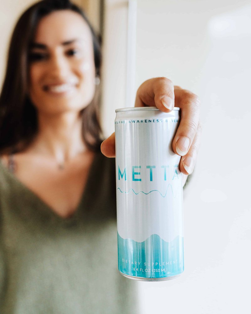 Metta all-natural energy drink alternative
