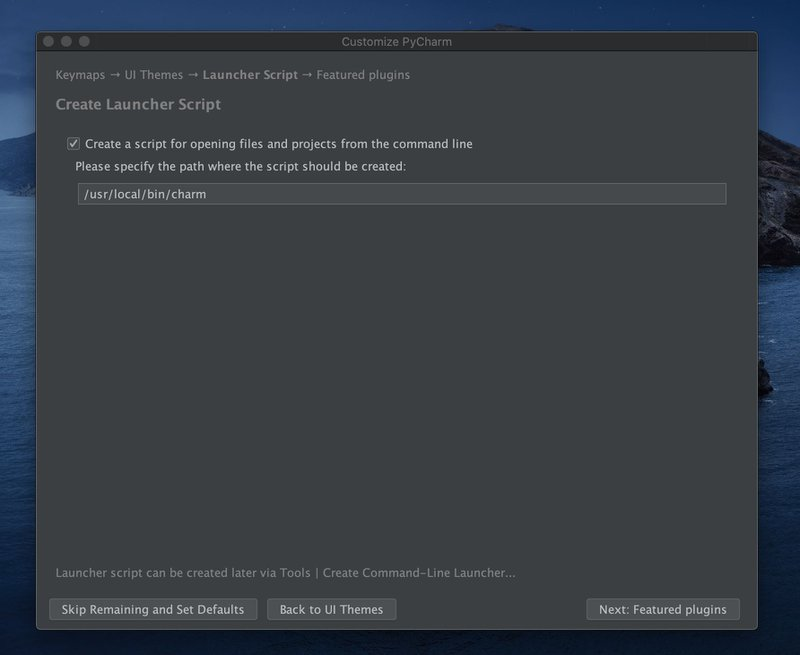 How to setup PyCharm in 15 minutes launcher 346570e1bb20b3ceed103d625e937825 800